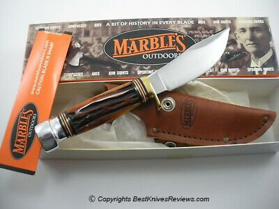 Marbles Knives'Woodcraft's 100 Anniversary Knife review, MR423, Marbles Knives, Woodcraft's 100 Anniversary Knife, woodcraft knife