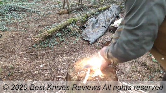 Fallkniven S1X Survival knife Review