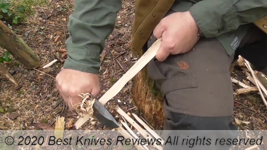 Fallkniven S1XB Survival knife