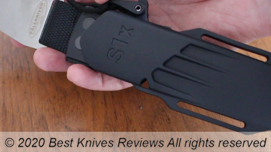 Fallkniven S1XB Survival knife Review