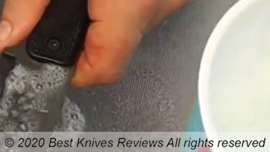 Fallkniven S1X Survival knife Review
