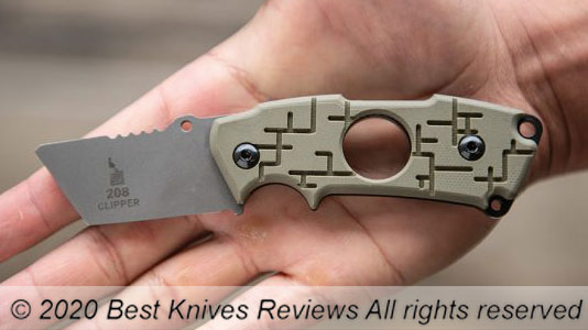 TOPS Knives TOPS 208 Clipper Review