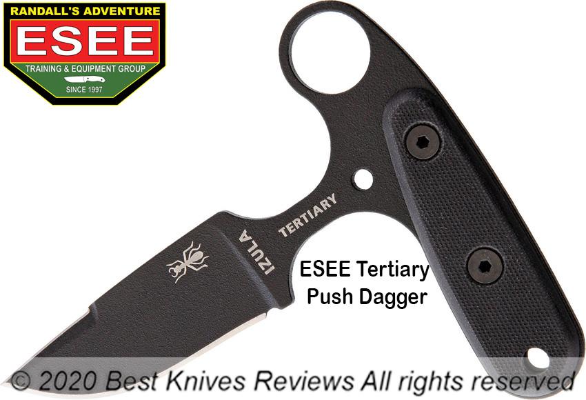 ESEE Tertiary Push Dagger