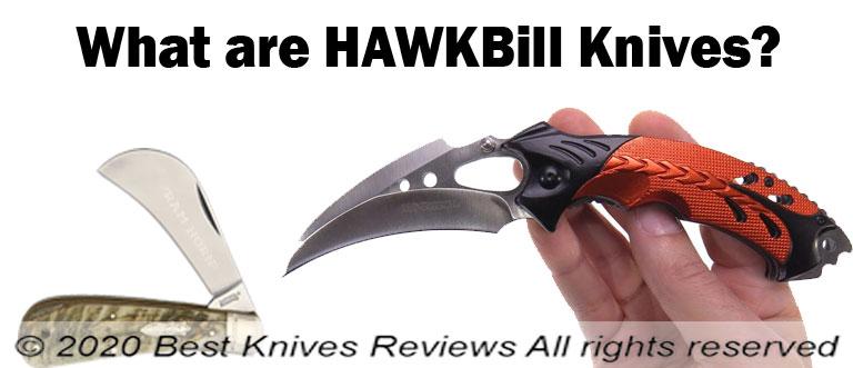 HawkBill Knives