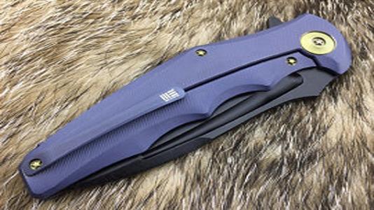 WE Knives WE 608I pocket clip