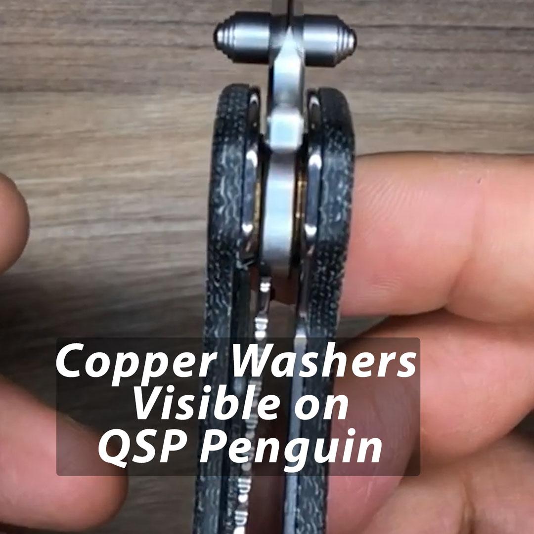 Handle Comparison QSP Penguin Vs CIVIVI Elementum